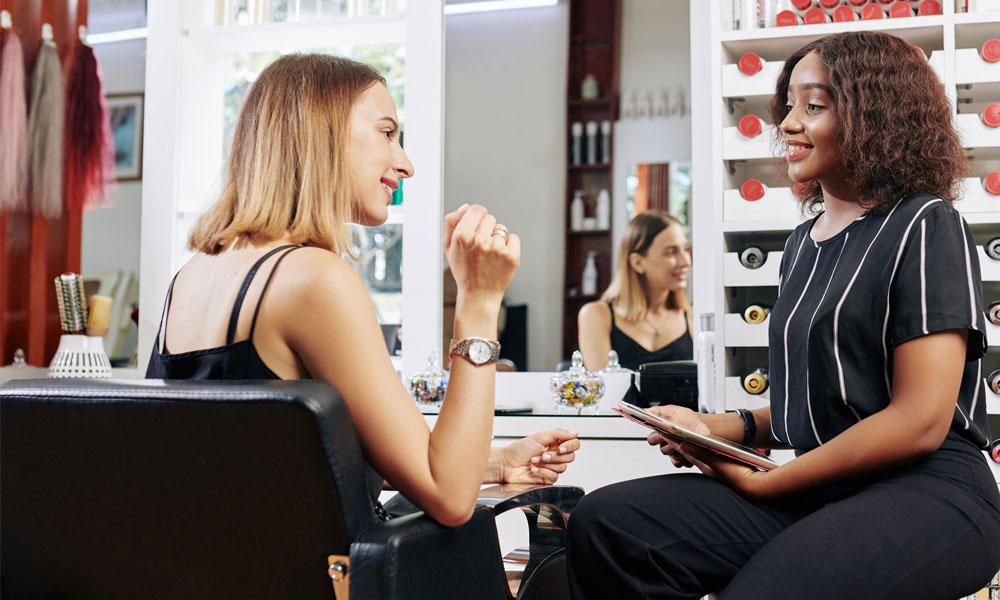 How to Get Feedback to Help Your Salon Grow